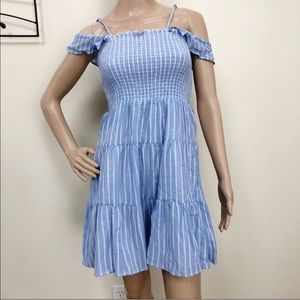 NWT Romeo and Juliet Couture Striped Dress